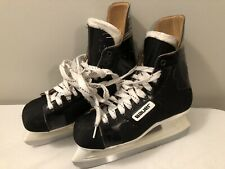 Hockey Skates - Bauer - Black Panther - 81 - 6D - Great Condition!
