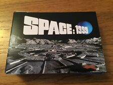 Space 1999 Base Set Of 54 Cards Plus Exclusive Dealer Promo Card MBP1