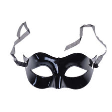 Mens Masquerade Ball Mask Ventian Costume Party Eye Mask Fancy Dress La