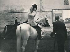 PARIS c. 1945 - Equitation Manège du Panthéon - Div 7088