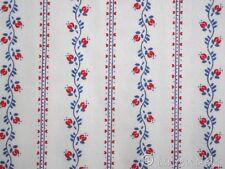tela de vestidos TÍPICOS Blanco Azul Rojo Algodón Traje Típico Flores delantal