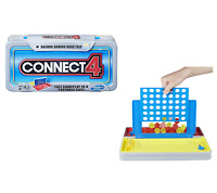 Connect 4 Road Trip Series with Portable Case Full Game in Portable/Travel Size