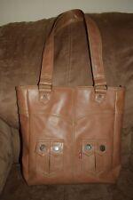 Levi's Shoulder Tote Brown Large Bag in Great Shape!!