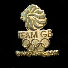 PyeongChang  2018 Olympic Great Britain NOC delegation team dated pin RARE pin
