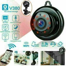 1080P IR Wireless WiFi Drinnen draußen MINI IP Kamera Spion CAM Heimsicherheit