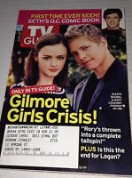 Tv Guide Magazine Alexis Bledel Matt Czuchry April 10-16 2005 021517RH