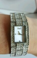 D&G ladies Diamante Watch