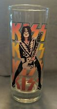 Kiss Catolog Ace Frehley Drinking Glass 2011 Live Nation Merchandise