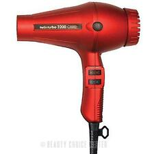 Turbo Power Twin Turbo 3200 Hair Dryer RED