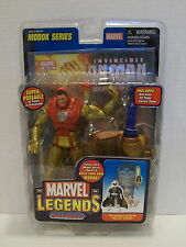 RARE VARIANT Marvel Legends THOR BUSTER IRONMAN IN MOON KNIGHT packaging