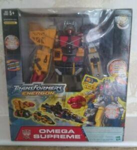 Transformers Energon - Omega Supreme - 2004 - Boxed & Unused (Opened Once)