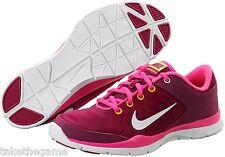 22bc005f427 Wmns Nike Flex Trainer 3 - Raspberry Red - 580374 603 - Size Choice - BNIB