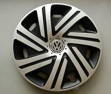 """14"""" Volkswagen Polo, Golf, Fox, Lupo, etc... Adornos de ruedas/cubiertas, Tapacubos, cantidad 4"""