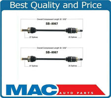 (2) Rear Axle Shafts Complete For A 08-14 Tribeca & 06-07 B9 Tribeca REAR