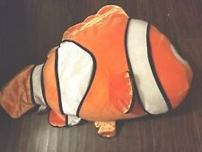 "Disney Store Finding Dory BIG Plush Nemo Stuffed Animal Toy Doll 22"" inch"