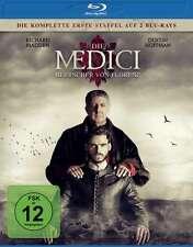 Die Medici - Herrscher von Florenz - Staffel 1 - Dustin Hoffman - 2 Blu Ray
