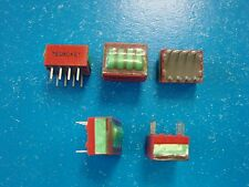 Grayhill 4-position Dip Switch 76SB04ST, Qty.5