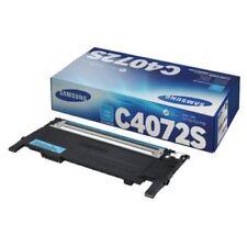 Samsung CLT-C4072S/ELS (C4072S) Toner cyan, 1000 pages - CLP 325, 325 N, 325 W