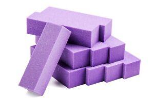 10 lila Buffer abwaschbar + Desinfizierbar