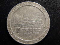 IMPERIAL PALACE LAS VEGAS, NEVADA ONE DOLLAR GAMING TOKEN WW144XCX