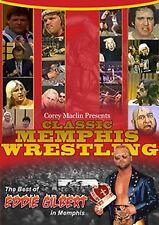 Classic Memphis Wrestling Best of Eddie Gilbert WWE, ECW