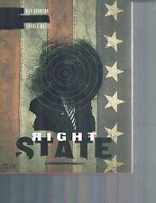 Right State by Matt Johnson & Andrea Mutti 2012 HC DC Vertigo Comics