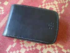 Blackberry Curve 8310 Hülle Tsche Leder wie neu