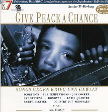Give Peace a Chance CAT STEVENS DONOVAN BARRY MCGUIRE