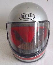 Vintage 1986 GT2 Bell Full Face Helmet size large