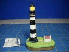 Spoontiques Cape Canaveral Lighthouse Figurine New Excellent Condition.