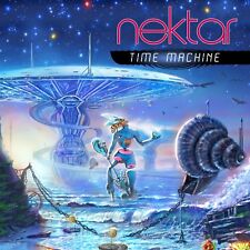 NEKTAR - TIME MACHINE  VINYL LP NEW