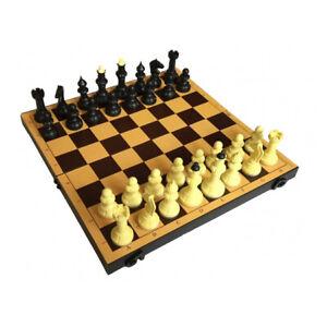 Schach Spiel Schachspiel Brettspiel Schachbrett Шахматы Chess 30 x 30 x 2 cm