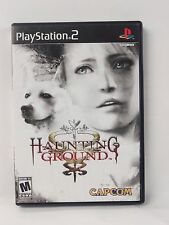 Haunting Ground (Sony PlayStation 2 PS2, 2005)