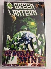 DJ Green Lantern The World is Mine RARE 90s NYC Hip Hop Mixtape Cassette