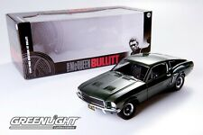 GreenLight 1/18 Bullitt - 1968 Ford Mustang GT Fastback 12822