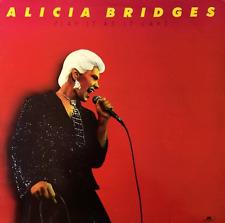 ALICIA BRIDGES - Play It As It Lays (LP) (VG-EX/VG)