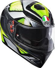 Casco integrale Helmet Capacete Full-Face Multi K-3 SV PLK Liquefi Taglia S