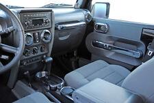 Jeep Wrangler JK 2007- Innenausstattung 2-Türer Automatik Interior Chromeblende