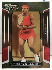 Serena Williams 2008 Donruss Sports Legends Mirror RED Parallel RC #'d 83/250