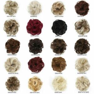 Messy Rose Bun Easy-To-Wear Stylish Hair Scrunchies -FREE SHIPPING