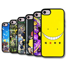 PIN-1 Anime Assassination Classroom Deluxe Phone Case Cover Skin
