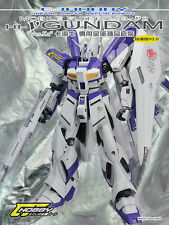 CJHOBBY Metal Details Part Set MG 1/100 Hi-v Hi nu ver ka Gundam Kit - GOLD