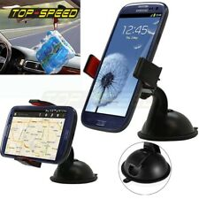 360°Rotary Car Phone Holder stand Mount Windshield Dashboard For Cell Phone GPS