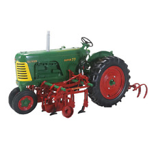 TRATTORE OLIVER SUPER 77 DIESEL NF WITH CULTIVATOR 1:16 SpecCast Die Cast