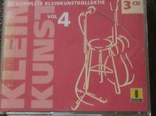 DE KOMPLETE KLEINKUNSTKOLLEKTIE VOLUME 4 (3 CD - 1997) Walter Verdin, The Scene