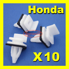 HONDA ACCORD CIVIC CRV LOWER SIDE SKIRT SILL TRIM CLIPS EXTERIOR ODYSSEY PRELUDE