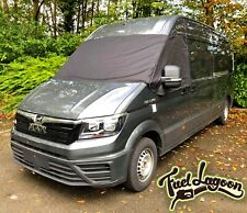 NEW VW crafter 2017+ Windscreen cover black out blind Frost Protect Deluxe