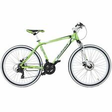 26 pollici mountainbike GALANO TOSSICO MTB HARDTAIL BICI JUNIOR BIKE VERDE