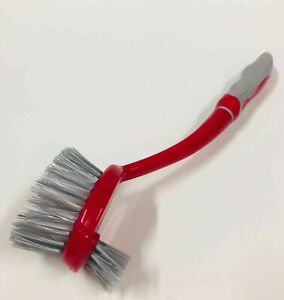 Plastic Liao Strong Handle Double Sided Multi Purpose Cleaning Brush