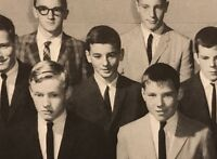 Bill Murray 9th Grade High School Yearbook 1965  GhostBusters Excellent